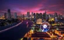 Дешевые авиабилеты Москва Бангкок